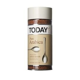 Кофе растворимый TODAY Pure Arabica 95г