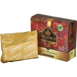 Чай Zylanica Ceylon Premium Collection черн. 100 пакx2гр/уп
