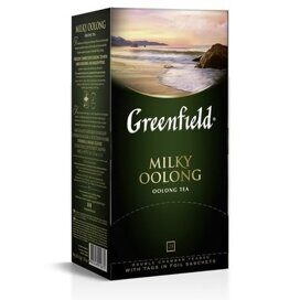 Чай Greenfield Milky oolong 2г*25пак