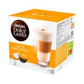 8+8ШТ КАПС DOLCE GUSTO LATTE