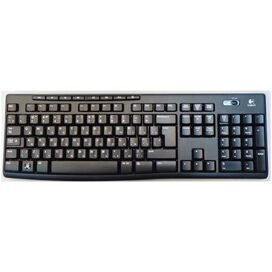 Клавиатура Logitech Wireless Keyboard K270 Black (920-003757)